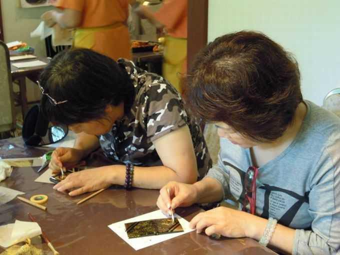 50以上の加賀伝統工芸体験が出来る『ゆのくにの森』