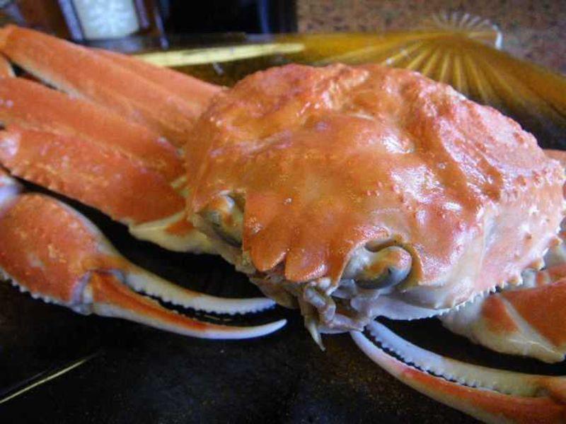ちょっと贅沢に蟹三昧〜夕日ヶ浦温泉郷でカニを食べつくす