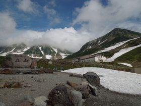 『山小屋』に泊まる本格登山体験〜立山連峰一泊二日の旅