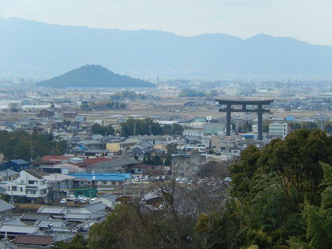 日本最古の神社『大神(おおみわ)神社』