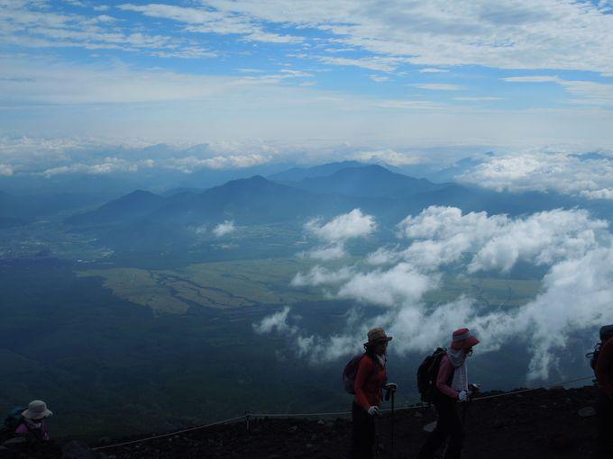 富士登山って、どれくらい苦しい?