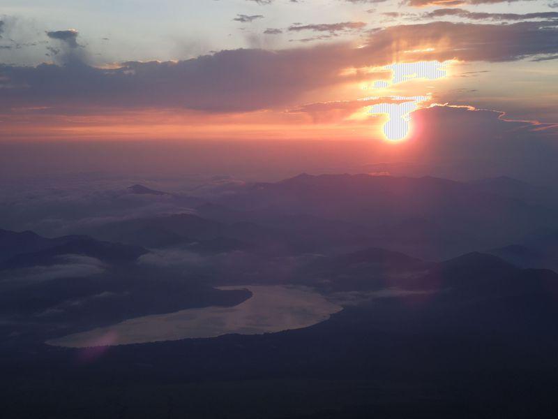 素晴らしきかな2泊3日の富士登山〜吉田ルートで富士山を制覇!