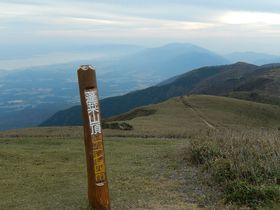 日本一の琵琶湖を一望できるびわ湖バレイの山・蓬莱山へ!