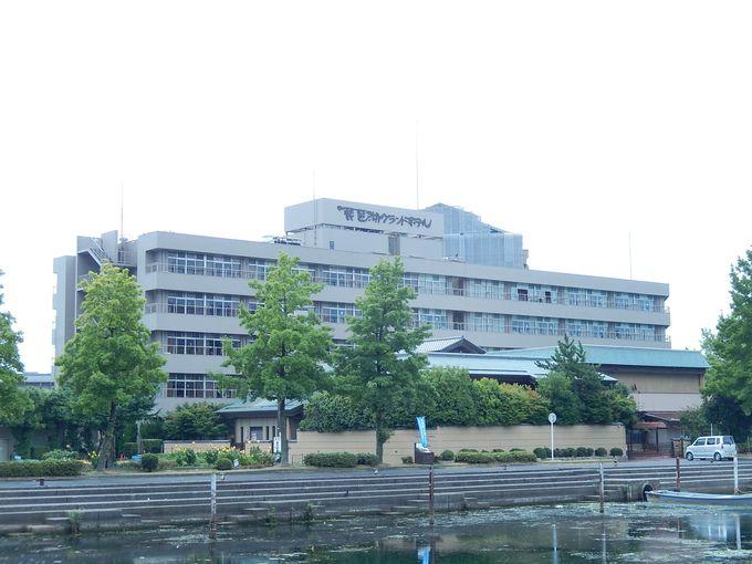 花火に一番近い『琵琶湖グランドホテル』