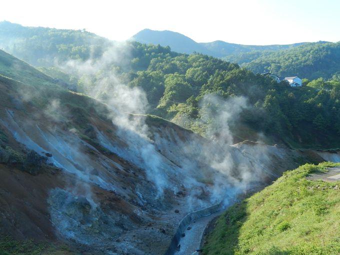 硫黄濃度は日本一!海抜1800メートルを超えた天空の温泉郷「万座温泉」