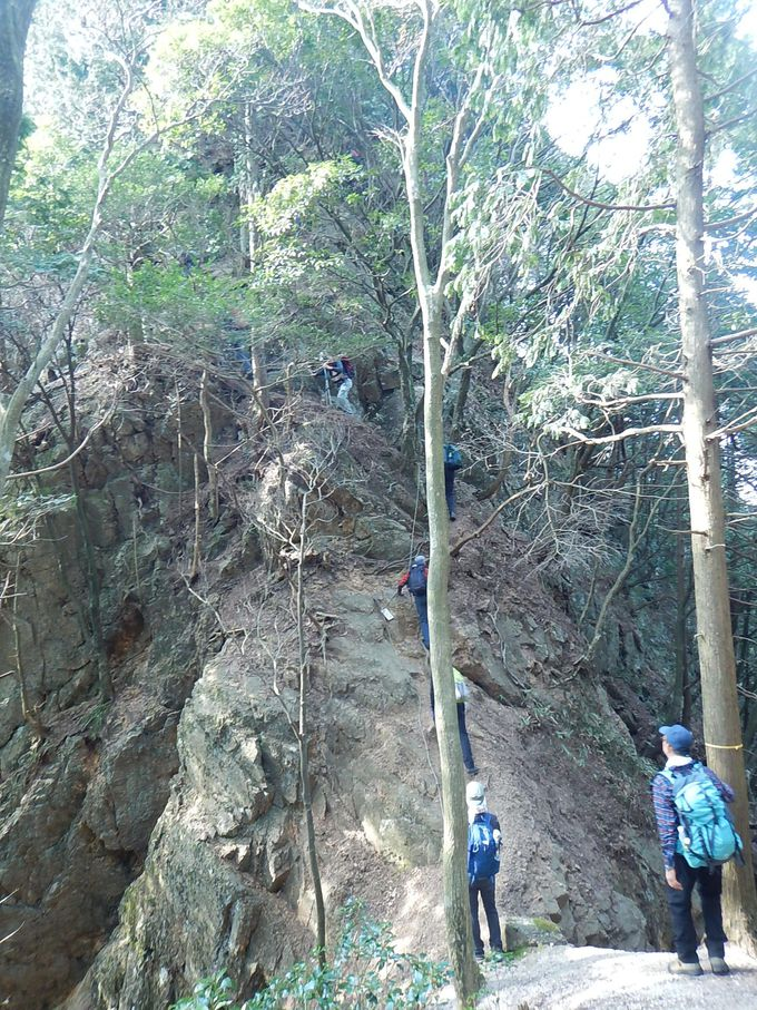 那須ヶ原山の頂上は広々