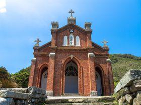 無人島の隠れキリシタン文化!長崎五島「旧野首教会」は島の歴史を静かに語る|長崎県|トラベルjp<たびねす>