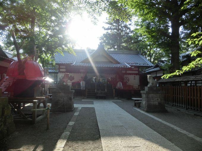 勝運アップにお勧めのパワースポット「真田神社」