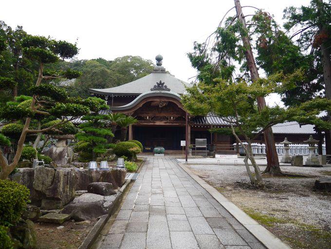 【不思議その1】法然寺に横たわる「さぬきの寝釈迦さま」