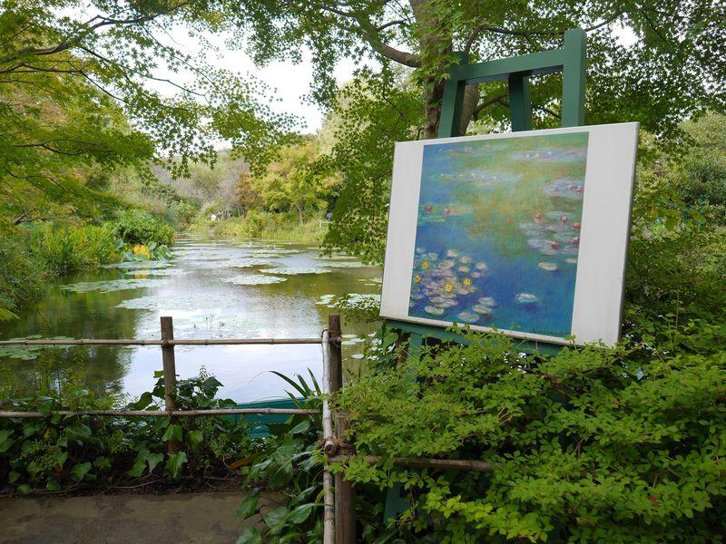印象派の巨匠モネが愛した風景に高知で出逢う!「モネの庭 マルモッタン」
