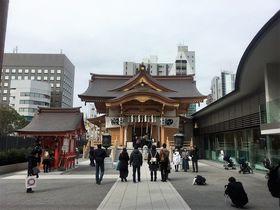 人形町で新しくなった水天宮とその周辺エリアを巡ろう|東京都|トラベルjp<たびねす>