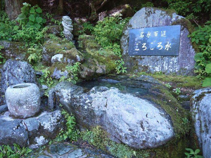 修験道の聖地大峯山に抱かれる名水の郷「天川村」