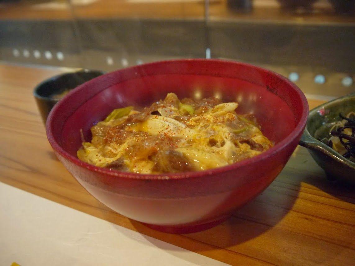「近江牛柳川丼」は贅沢な一品!これで500円とは…