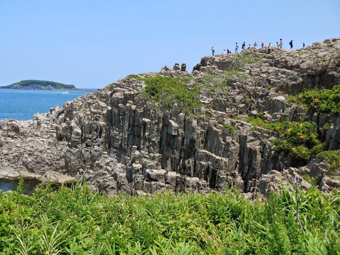 「東尋坊」とは、この崖から突き落とされた僧の名前だった!