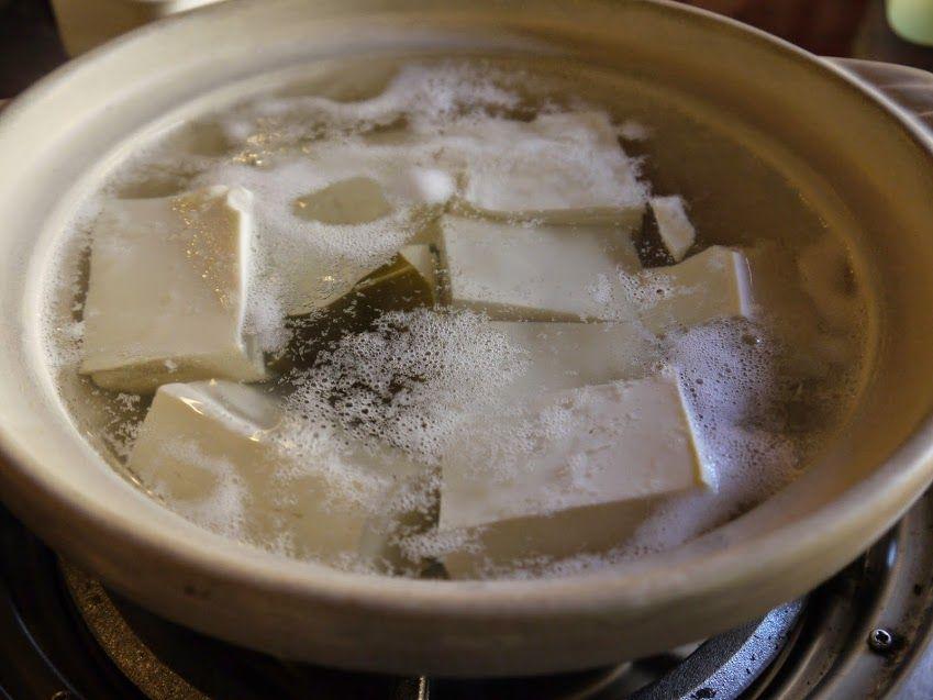 豆腐ってこんなに美味しいのか!?