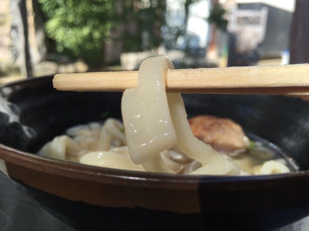 「すべらんうどん」は本当に美味い!これぞ大阪の味です