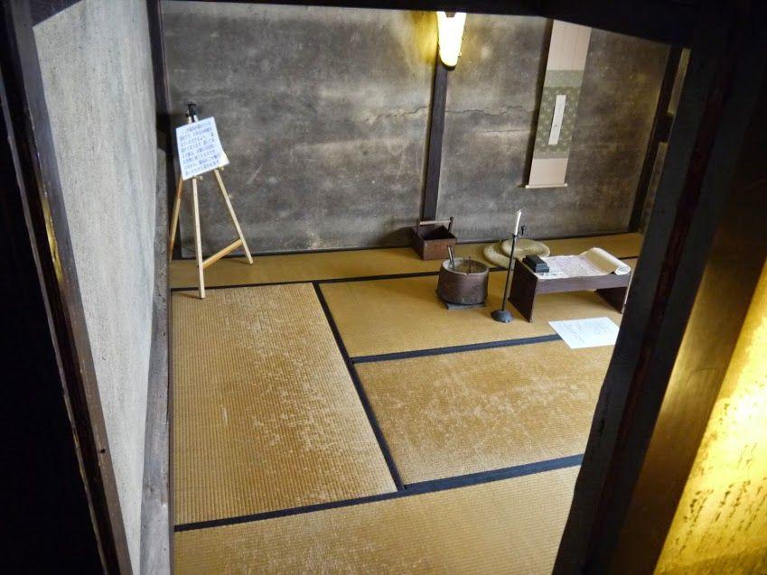 ついに一般公開された龍馬の隠れ部屋!「桝屋清右衛門宅」