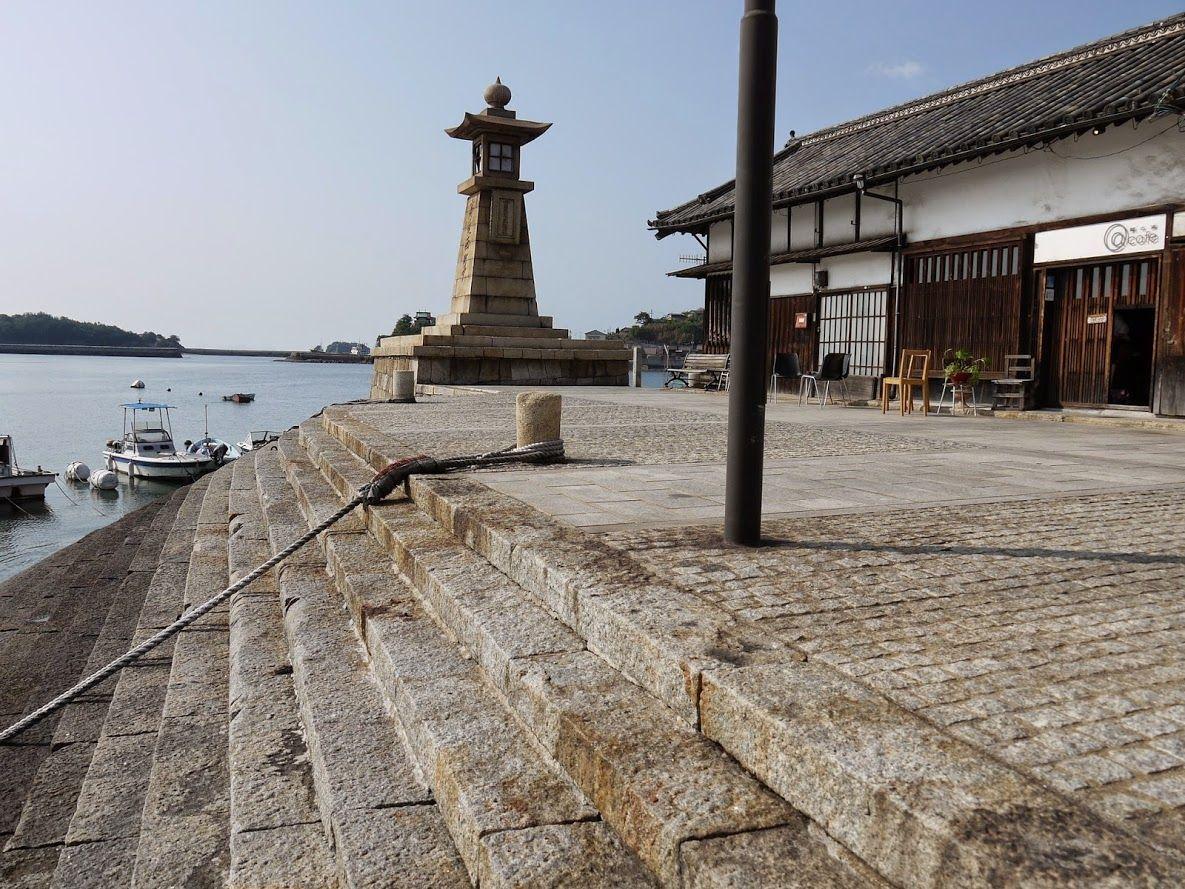 鞆の浦の港町の風景は、瀬戸内を代表する景観の一つ!