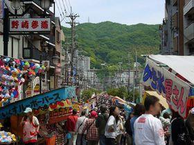 GWおすすめ!大阪大東市「野崎参り」の屋台は超楽しいぞ♪