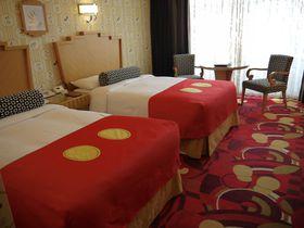 ディズニーアンバサダーホテル『ミッキーマウスルーム』で贅沢な時間を♪