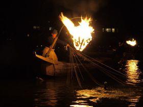 幻想的!「長良川の鵜飼」は1300年の時空を超えた時の誘い