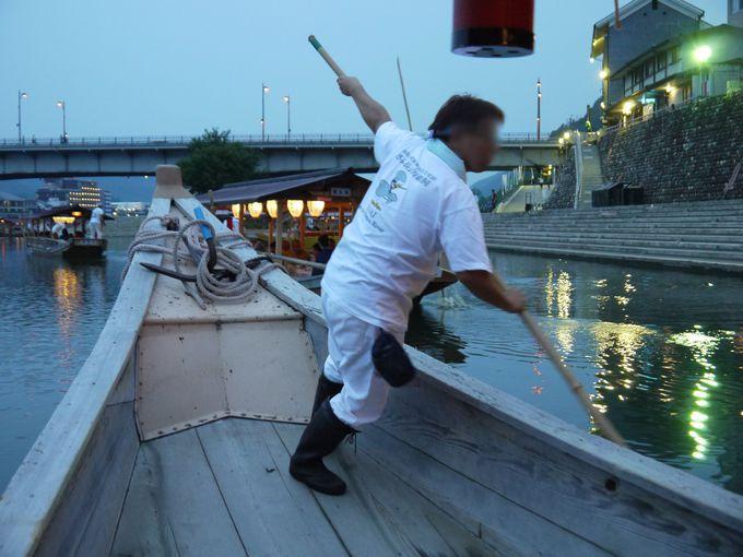 織田信長や徳川家康も見て楽しんだ「鵜飼」を観光船で体感しよう!