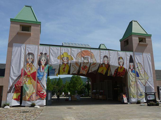 西日本最大級の滞在型道の駅!丹後王国「食のみやこ」