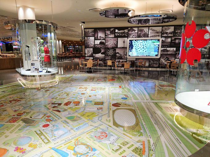 日本最大級の大型レジャー施設「EXPOCITY(エキスポシティ)」