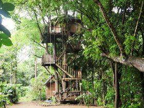 人生で一度は泊まりたい!タイ北部に佇む憧れのツリーハウス「ラベアン パサク」
