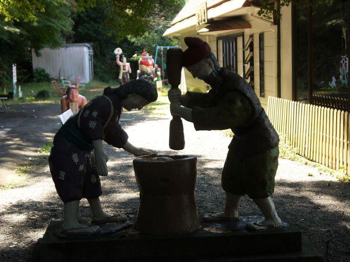 愛知県犬山市に残る桃太郎伝説が興味深い