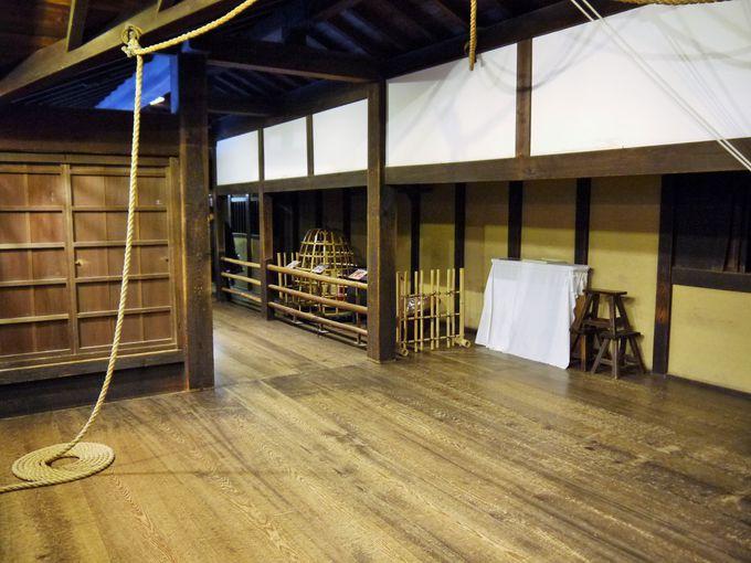壬生狂言の舞台裏!「京の冬の旅」で大念佛堂を公開