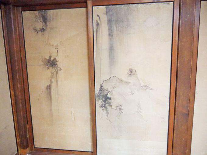 柴田是真の「四季草花図」「郭子儀図」そして「滝猿図」