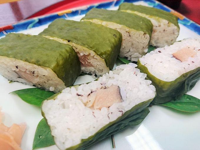 田辺に来たら絶対に食べなきゃ!ひとはめ寿司