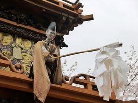 犬山祭「からくり」がスゴイ!犬山城の麓で魅せる江戸の技に拍手喝采|愛知県|トラベルjp<たびねす>