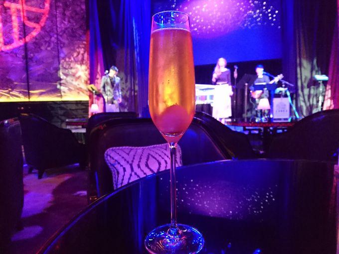 贅沢な夜を楽しむ!ギャラクシーホテルのナイトスポット