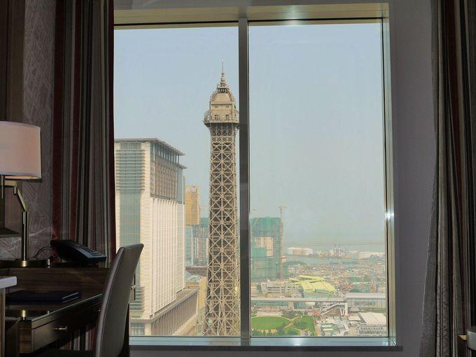 エッフェル塔の見える部屋に泊まろう!