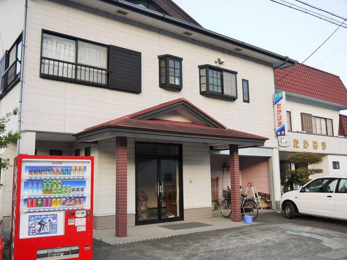高知県黒潮町で魚屋さんが経営する民宿