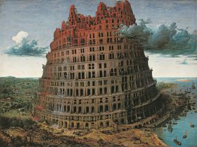 一生に一度は見たい名画「バベルの塔」が大阪国立国際美術館にやって来た!|大阪府|トラベルjp<たびねす>