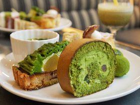 究極の秋スイーツ食べ放題!ホテルニューオータニ大阪で栗と抹茶のおもてなし|大阪府|トラベルjp<たびねす>