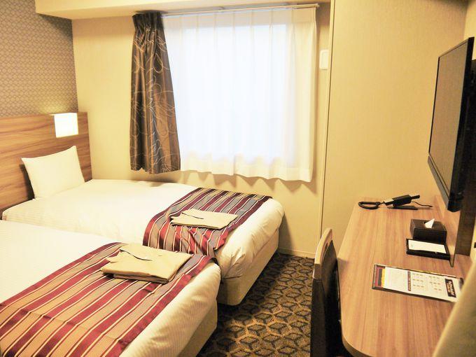便利性を追求した快適な部屋