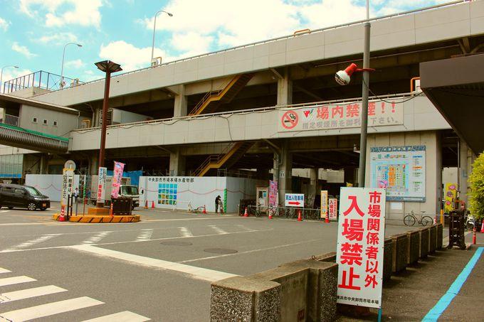 横浜市中央卸売市場本場とは