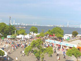日本の開港を祝う横浜開港祭でひと足早い夏を満喫しよう|神奈川県|トラベルjp<たびねす>
