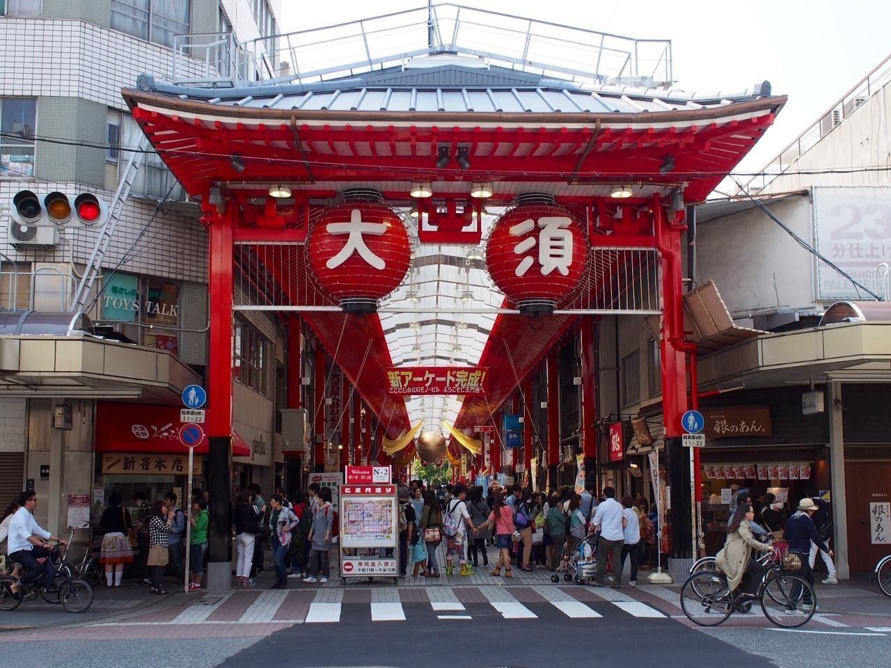 間違いない!名古屋人気NO.1スポット「大須商店街」で食い倒れ!