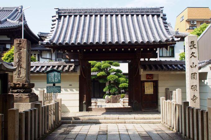 街のシンボル、円頓寺から街歩きを始めよう!