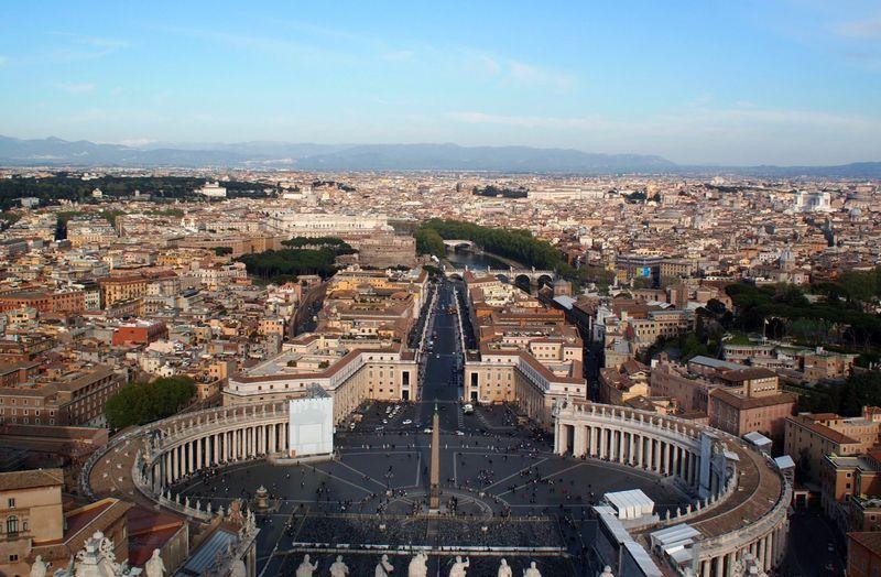 世界一小さな国バチカン市国の絶対行くべき観光スポット6選