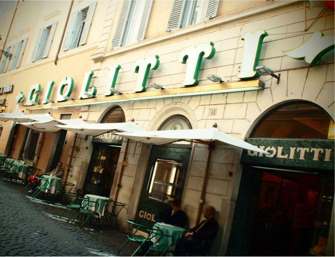 超有名店「ジョリッティ」