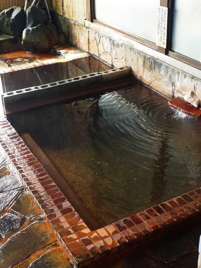 「傷に効く温泉」この湯は納得!