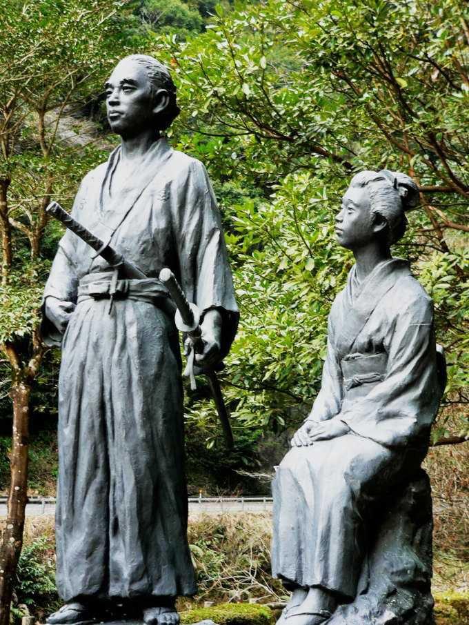 日本初の新婚旅行?