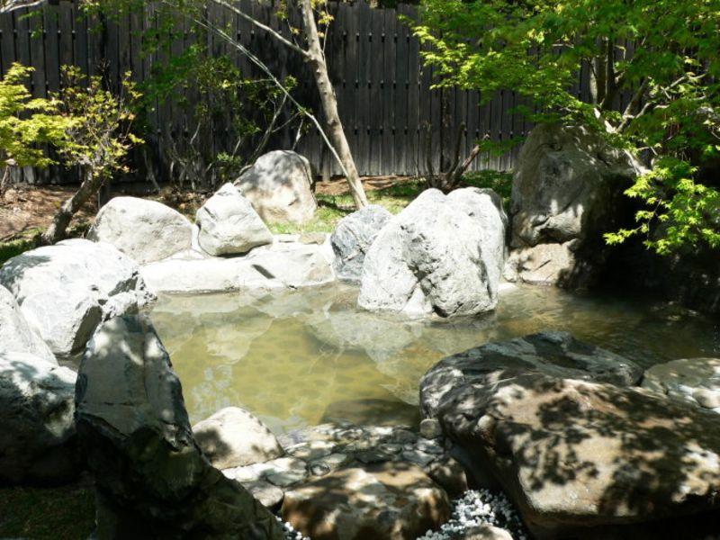 こだわり温泉!リアルな一番風呂頂きました!「ゆるり乃湯」