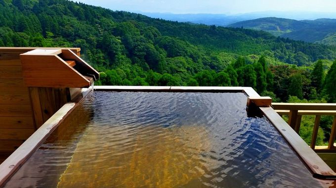 新設の絶景風呂!その名も雲上露天風呂